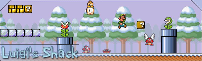 Luigi's Shack LuigiShack.Vze.Com